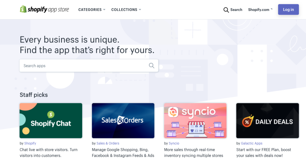 Best Shopify Apps 2019